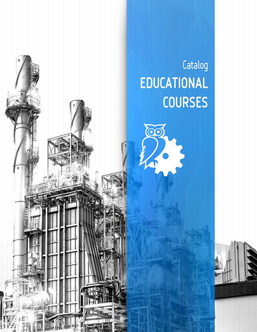 Educational Courses Catalog Image